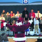 Inlet Common School holds Christmas concert