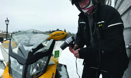 Snowmobilers have easy access to permits, info