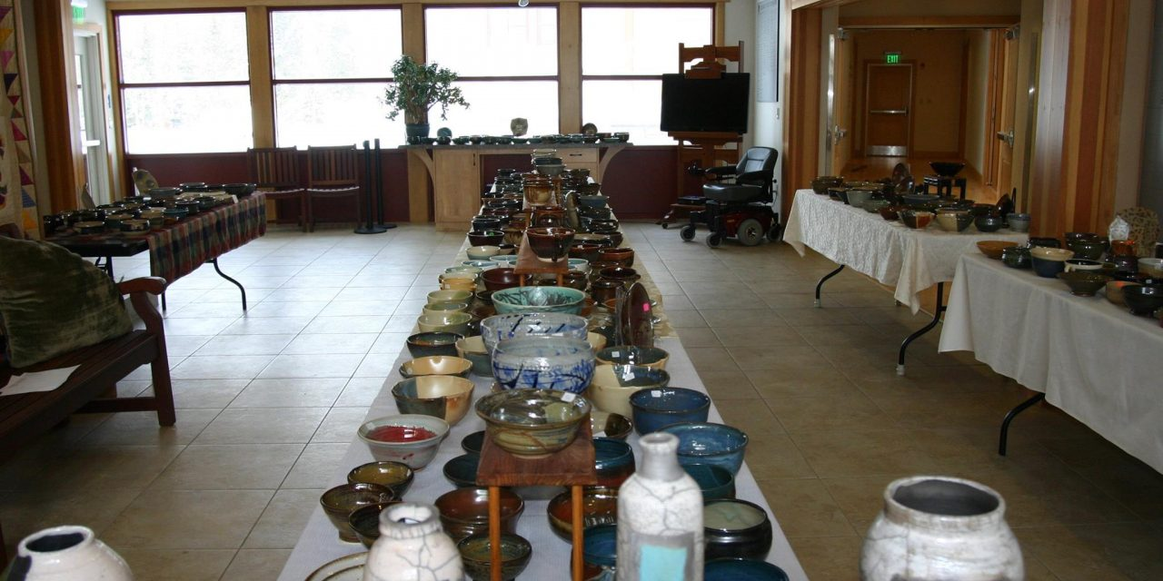 View's annual Chili Bowl Luncheon