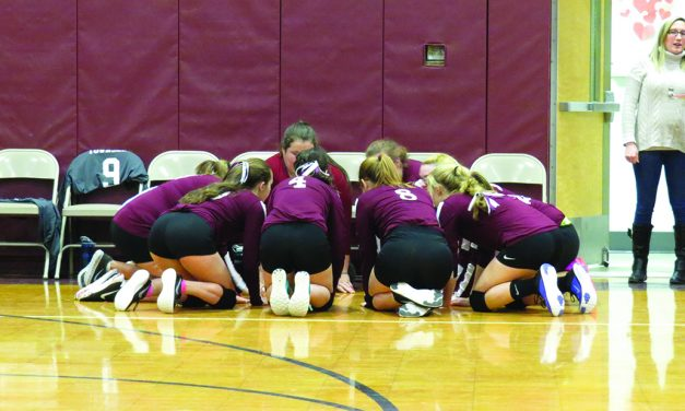Volleyball teams take on Westmoreland