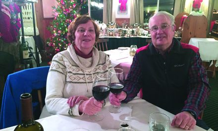 Margie and Bruce O'Hara will be king and queen of Fire and Lights