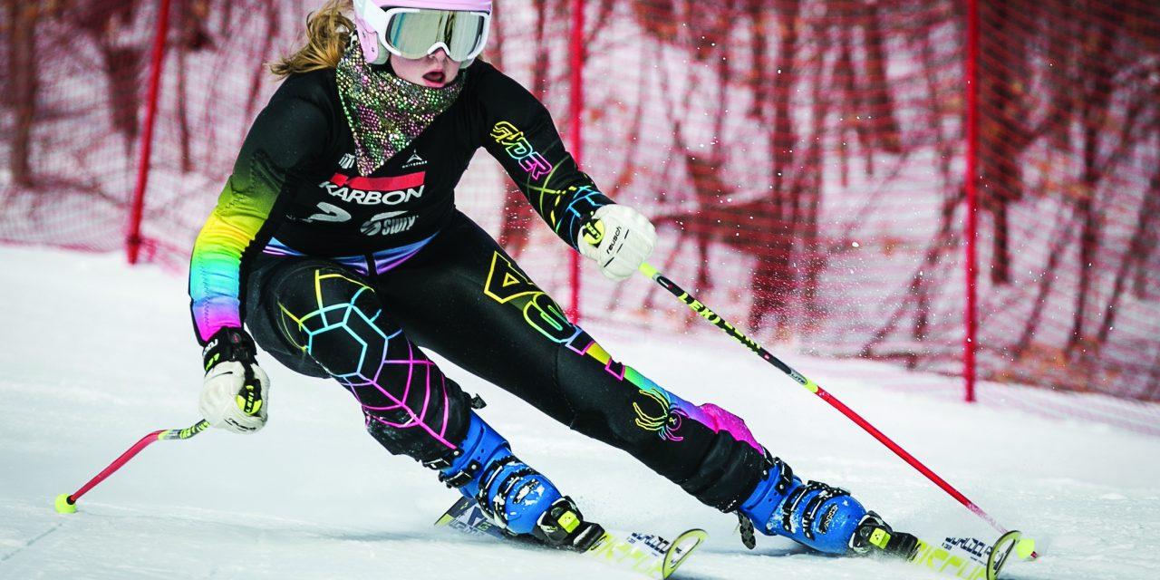 TOW Ski Team competes at Whiteface