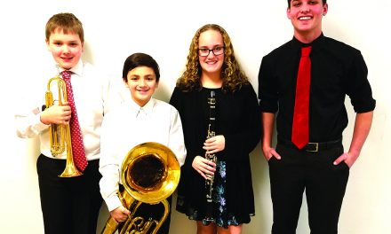 TOW students perform at  winter festival