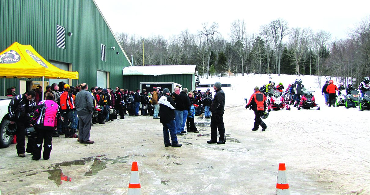 Snowmobilers can check out new 2018 models at Snofest