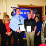 Kiwanis recognizes January and February Students of the Month