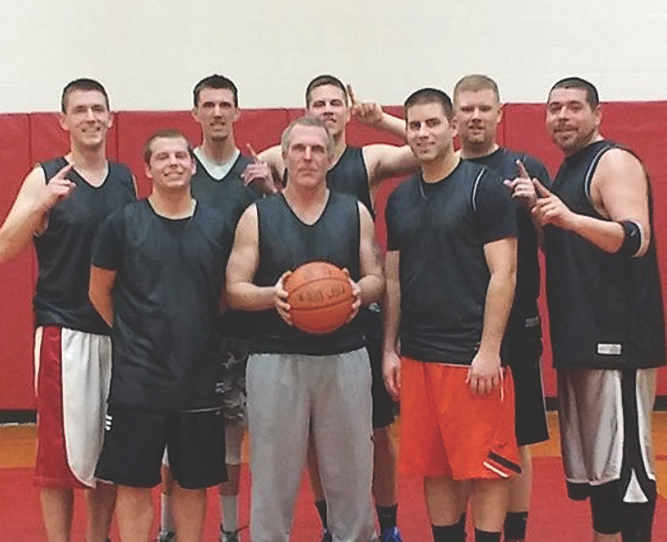Old Forge team wins Black River Valley  basketball league
