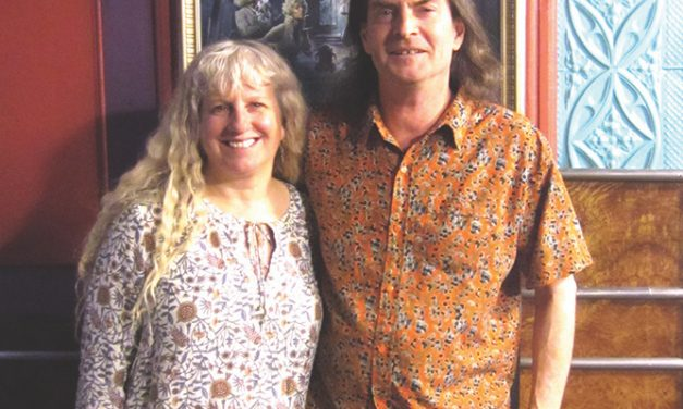 A grand Strand:  Bob Card and Helen Zyma celebrate  25 years as owners of Old Forge theater of Old Forge theater ownership
