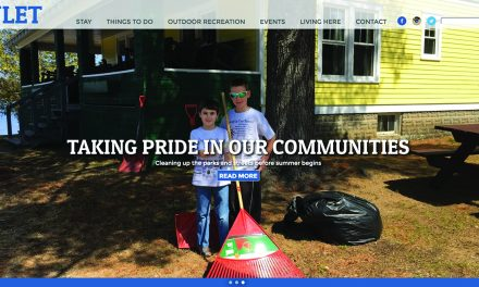 Inlet has a revamped website for info