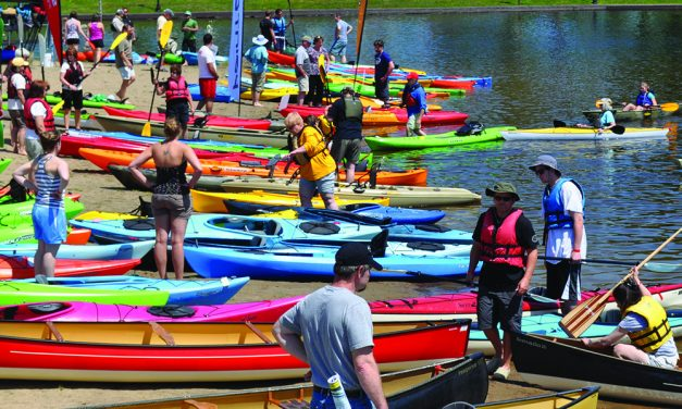 Adirondack Paddlefest coming up this weekend