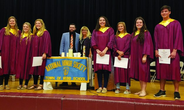 TOW UFSD students inducted into National Honor Society