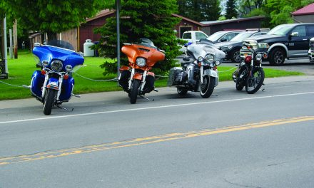 Bikes and Brews roars into Old Forge