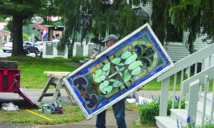 The Church of the Lakes seeks to complete window restoration