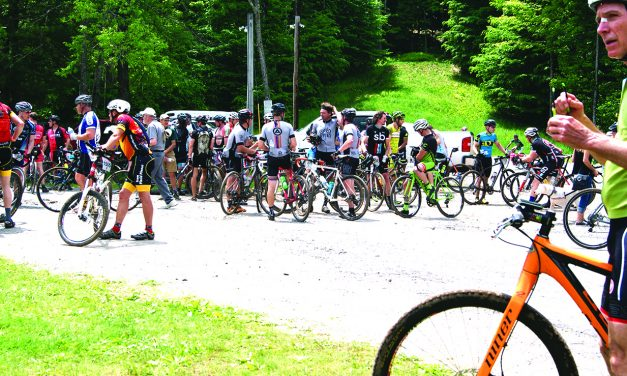 Black Fly Challenge Races to Inlet