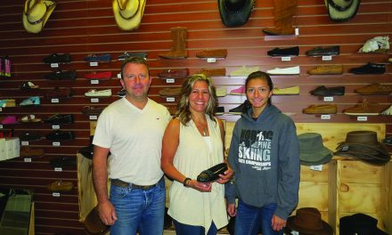 Hollister's Trading Post at home in new location