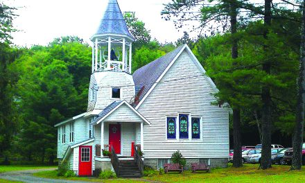 Church of the Lakes receives Sacred Sites grant
