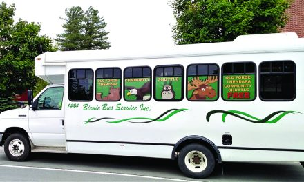 Old Forge/Thendara Community Shuttle is at your service