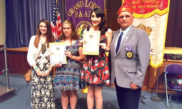 Town of Webb Schools graduates receive scholarships