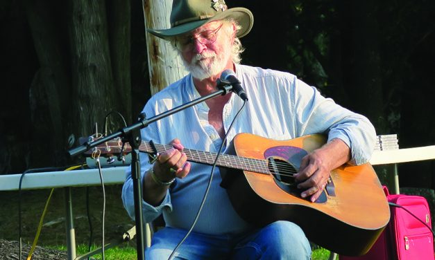 Bill Staines to perform in Inlet