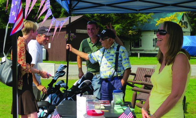 Sun shines on the Inlet's Fall Festival